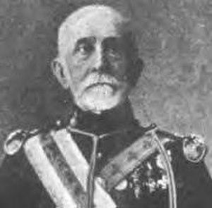 Ramón Acha Caamaño - Brigadier General Ramón Acha Caamaño