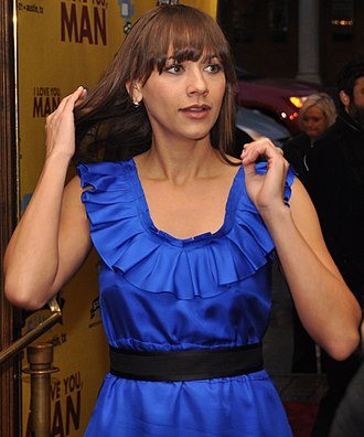 Rashida Jones - Jones in March 2009