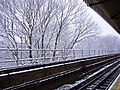 Ravenscourt Park Station in the snow - geograph.org.uk - 409527.jpg