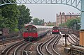Ravenscourt Park tube station MMB 09 1973 Stock.jpg