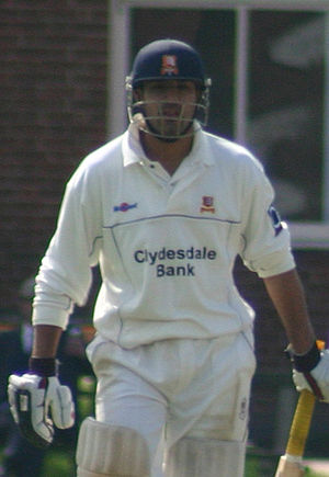 Ravi Bopara - Bopara playing against Cambridge UCCE, April 2005