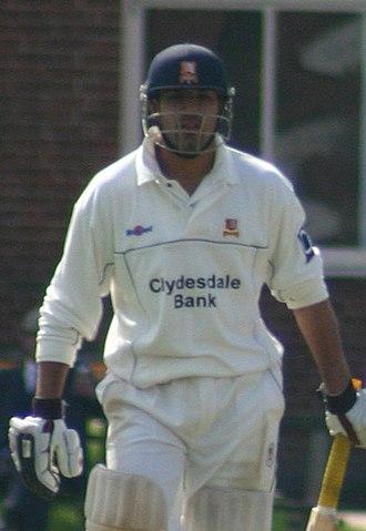 Ravi Bopara - Bopara playing against Cambridge UCCE, April 2005