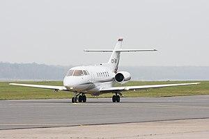 NetJets Europe - Raytheon Hawker 800XP