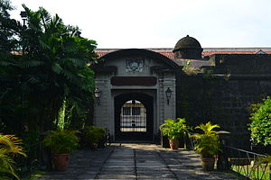 Gates of Intramuros - Puerta Real