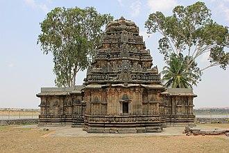 Vikramaditya VI - Bhimeshvara temple at Nilagunda (c.1075-1100)