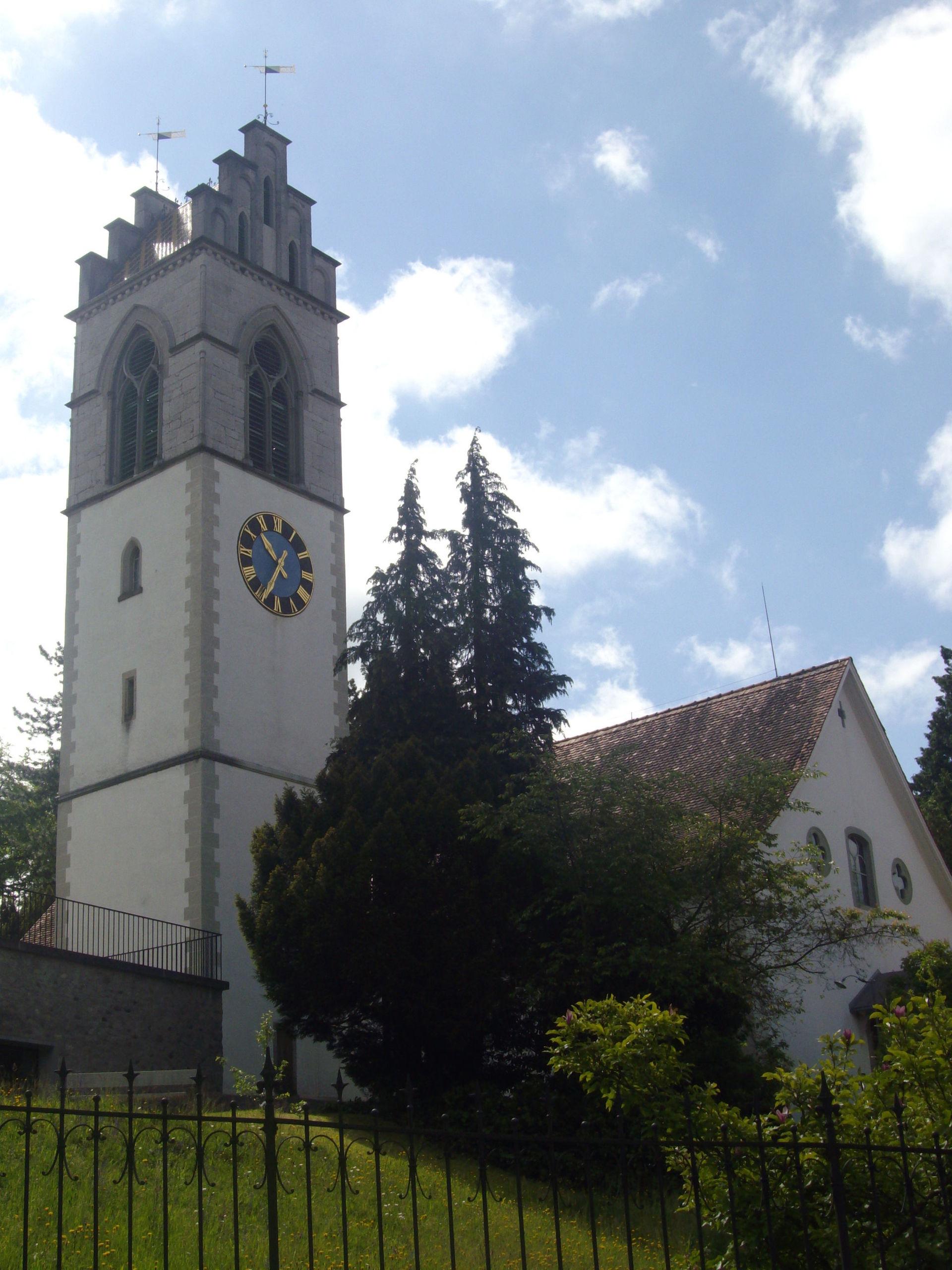Reformierte kirche affoltern am albis wikipedia for Innendekoration affoltern am albis
