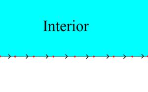 Apeirogon - Image: Regular 2 apeirogon