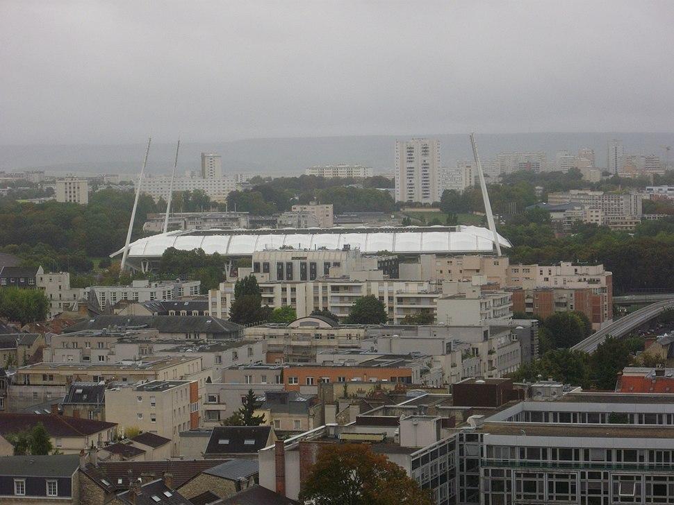 Reims - stade Delaune