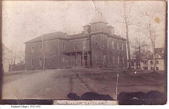 Reinhardt University - 1885 Reinhardt Academy Administration Building