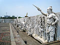 Relief of Indonesian History, Monas.JPG