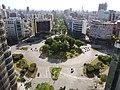 Ren'ai Dunhua traffic circle 202006.jpg