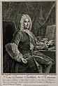 René-Antoine Ferchault de Réaumur. Line engraving by P. Simm Wellcome V0004955.jpg