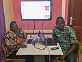 Rencontre WikiClubRFI Cotonou 3.jpg