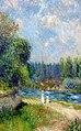 Renoir Chestnut Tree in Blossom Detail Berlin Alte Nationalgalerie 27042018 2.jpg
