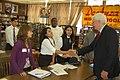 Rep. Miller visits De Anza High School (6234800413).jpg