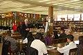 Rep. Miller visits De Anza High School (6235327192).jpg