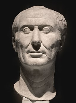 Julius Caesar Roman general and dictator