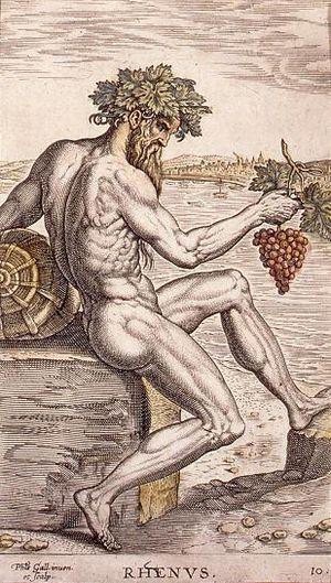 Rhenus Pater - Rhenus (c. 1750)