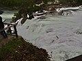 Rhine Falls, Zurich (Ank Kumar) 07.jpg