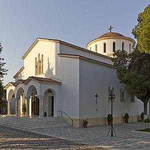 Kremasti - Church in Kremasti