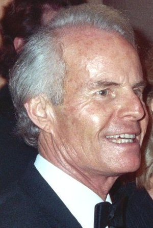 Richard D. Zanuck - Zanuck at the 62nd Annual Academy Awards, March 26, 1990