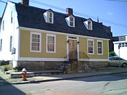Richard Douglass house, New London