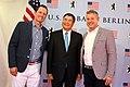 Richard Grenell, Doan Xuan Hung, and Matt Lashey, 4th of July 2018 in Berlin.jpg