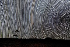 Cerro Armazones - Image: Ripples Across the Chilean Sky
