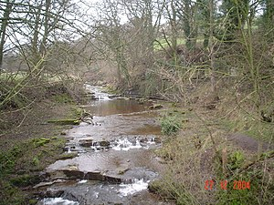 River Nidd - Image: River Nidd at Lofthouse. geograph.org.uk 97847