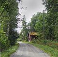 Road and granary in Kyttälä Kokemäki Finland.jpg