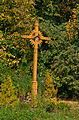 Roadside shrine, Pilviskiai, Lithuania, Sept. 2008 - Flickr - PhillipC.jpg