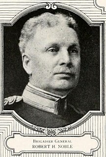 Robert Houston Noble U.S. Army brigadier general