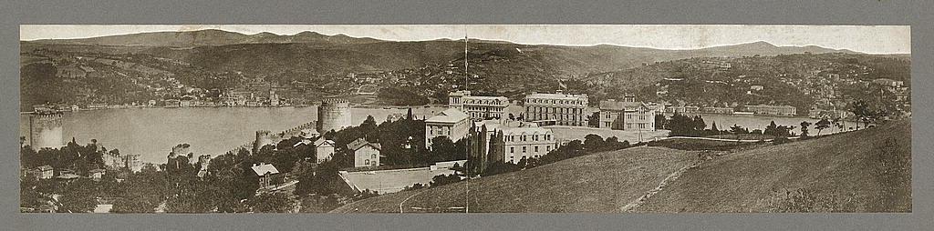 Robert Kolej (Boğaziçi Üniversitesi) (1880-1910 yılları) (LOC)