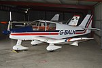 Robin DR400-140B Major 'G-BALH' (44553448904).jpg