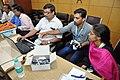 Robot Building Session - Workshop on Organising Indian and World Robot Olympiad - NCSM - Kolkata 2016-03-08 2340.JPG