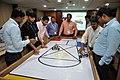 Robot Testing Session - Workshop on Organising Indian and World Robot Olympiad - NCSM - Kolkata 2016-03-07 2309.JPG