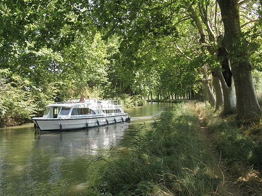 Rochelongue 091 Canal du Midi
