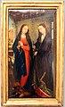 Rogier van der weyden (bottega), sante margherita e apollonia, 1460 ca.JPG