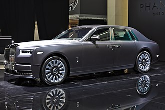 Rolls-Royce Motor Cars - Phantom