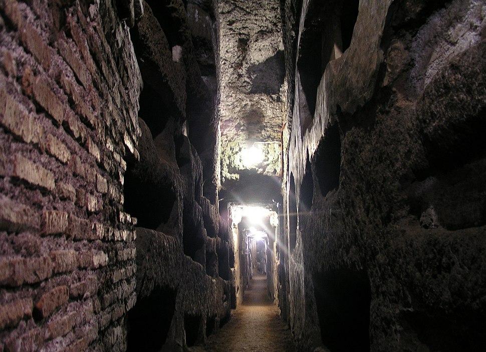 Rom, Domitilla-Katakomben 2