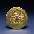 Roman - Medallion with Alexander the Great - Walters 591 - Reverse.jpg