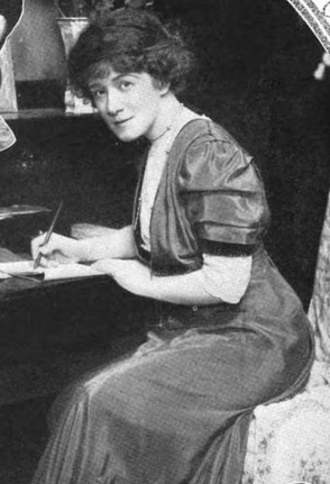 Rose Stahl - Rose Stahl, from a 1911 publication.