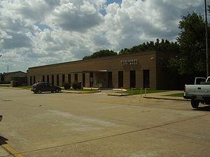 Rosenberg, Texas - Image: Rosenberg Cityhall