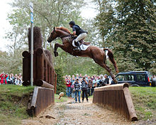 Type Of Horse Racing In Which The Horses Jump Fences And Ditches