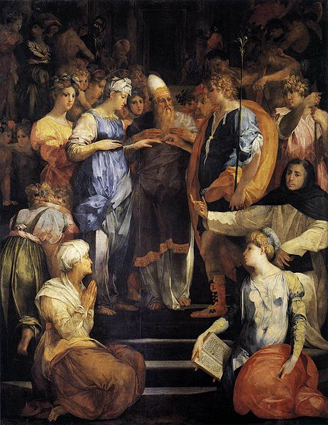File:Rosso fiorentino, sposalizio della vergine, s. lorenzo.jpg
