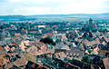 Rothenburg - Looking SE from Rathaus (3266887996).jpg