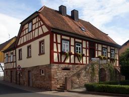 Ringstraße in Hösbach