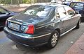 Rover 75 rear view.JPG