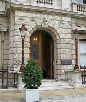 Royal Society of Chemistry - RSC London Headquarters