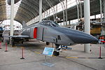 Royal Military Museum, Brussels - McDonnell RF-4 Phantom II (11448702954).jpg